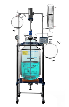 80L/100L Glass Reactor(GR series)